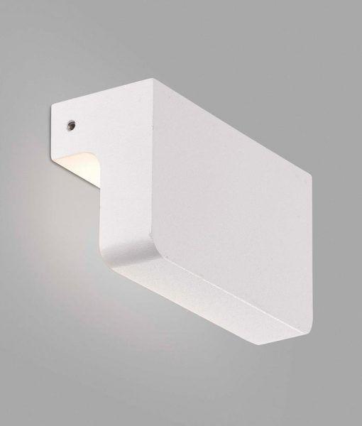 Lámpara aplique blanco NINE LED