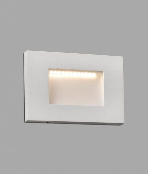 Lámpara empotrable blanca SPARK-1 LED