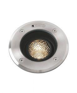 Lámpara empotrable orientable gris GEISER LED