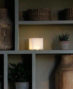 Lámpara portátil blanca LAMPANOT LED ambiente 2