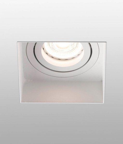 Lámpara sin marco orientable HYDE cuadrado