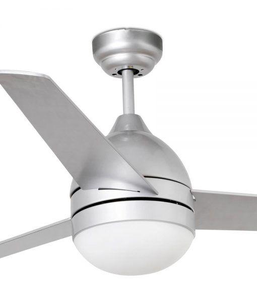 Ventilador gris 132 cm diámetro TABARCA detalles
