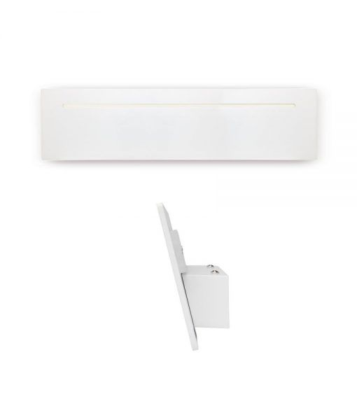 Aplique blanco 12W TOJA LED detalles