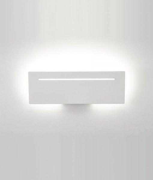 Aplique blanco 8W luz neutra TOJA LED