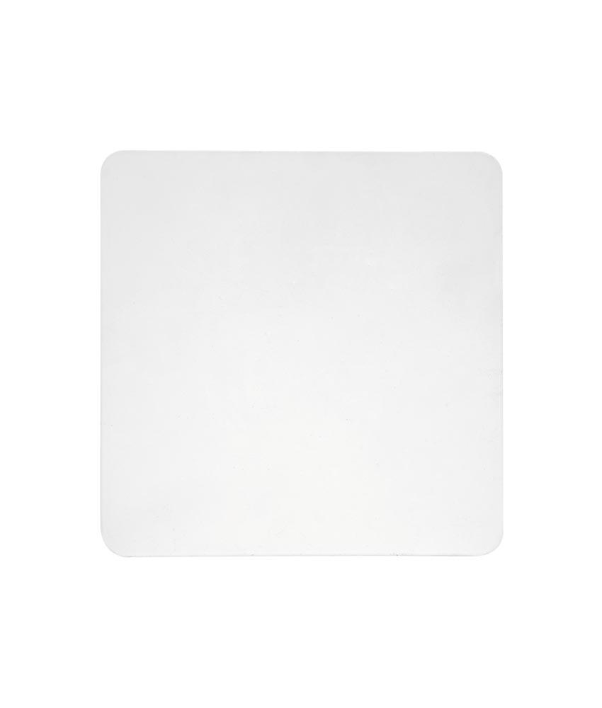 Aplique cuadrado LED blanco BORA BORA