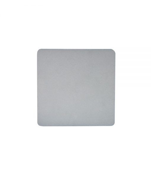 Aplique cuadrado plata BORA BORA LED