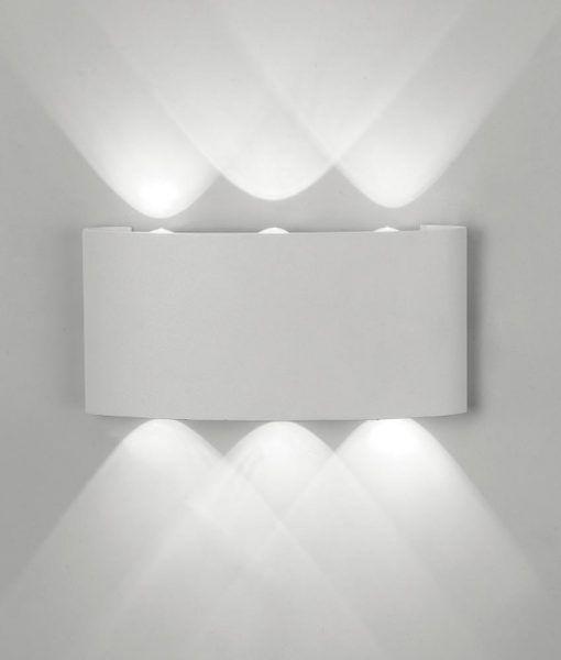 Aplique LED blanco ARCS