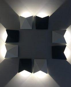 Apliques LED TRIAK detalles
