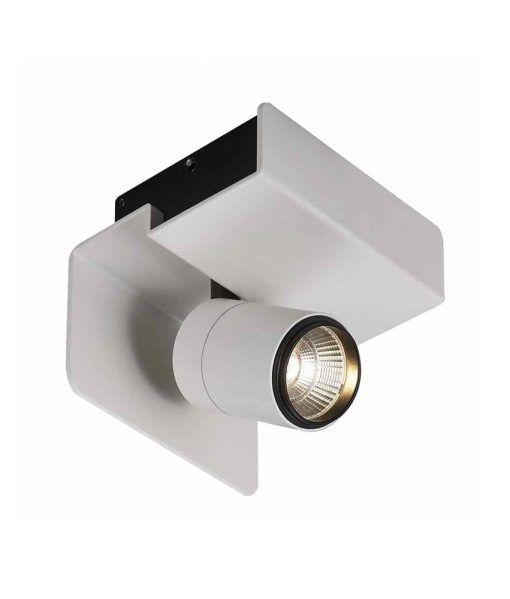 Aplique o foco luz neutra color blanco BORACAY LED