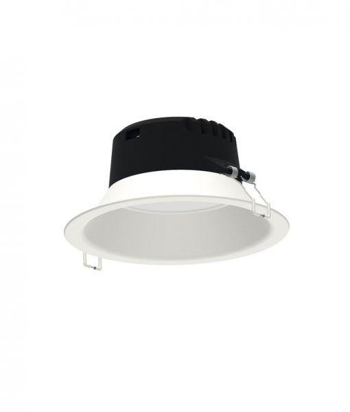 Empotrable LED luz cálida 12W 17,3 cm Ø MEDANO