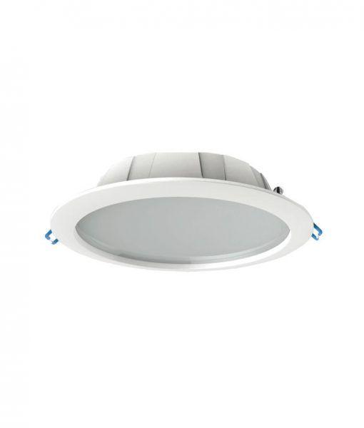 Empotrable LED luz cálida 15W 18 cm Ø CIES