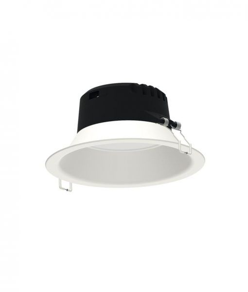 Empotrable LED luz neutra 12W 17,3 cm Ø MEDANO