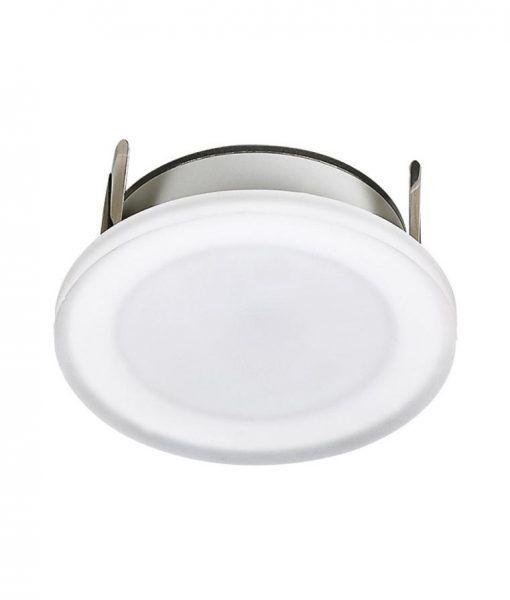 Empotrable LED 7W 9,2 cm Ø FORMENTERA detalle