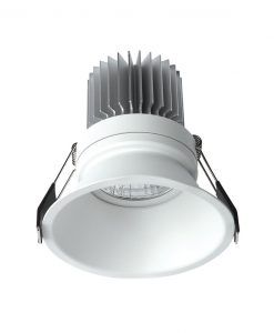 Empotrable luz neutra 12W 10,8 cm Ø FORMENTERA LED