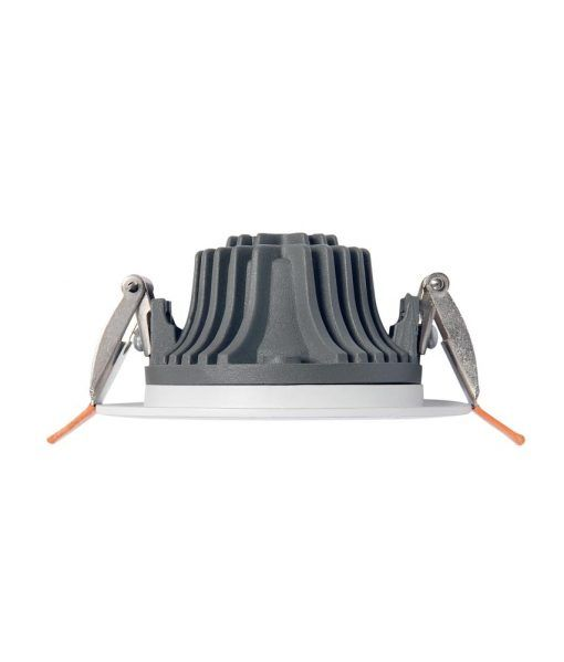 Empotrable 5W 9,5 cm Ø BASICO COB LED detalle