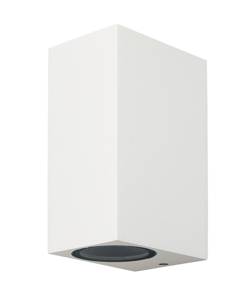 Lámpara aplique blanco 2 luces KANDANCHU