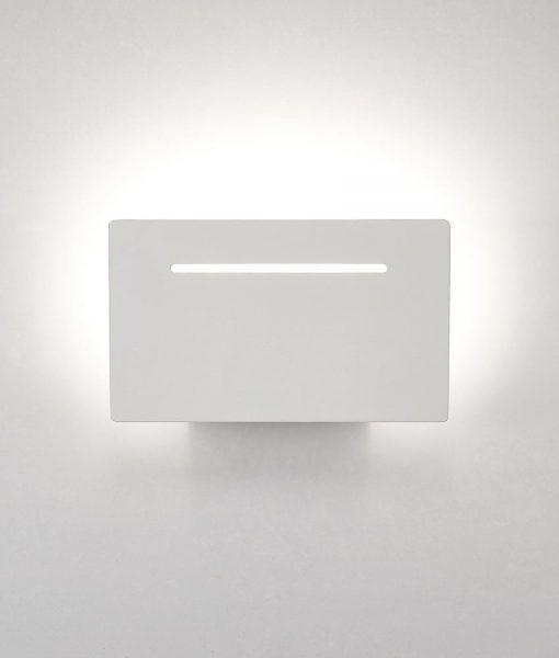Lámpara aplique blanco 4W luz neutra TOJA LED