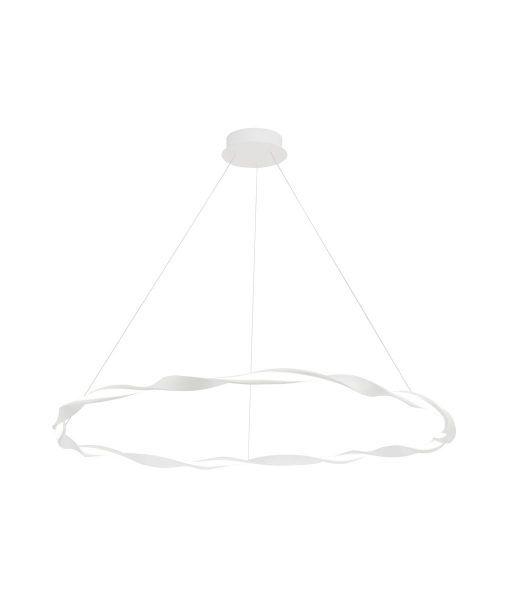 Lámpara grande blanca MADAGASCAR