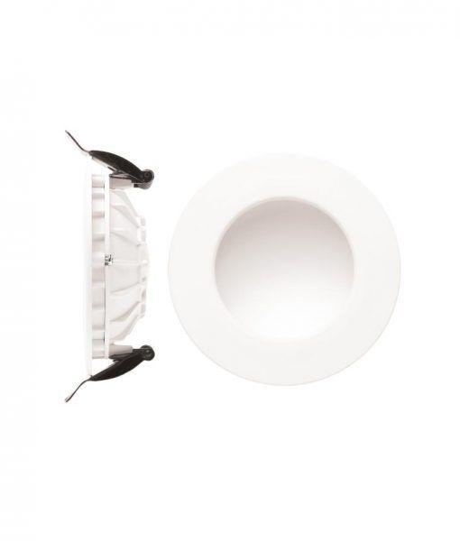 Ojo buey luz cálida 12W 14,4 cm Ø CABRERA LED