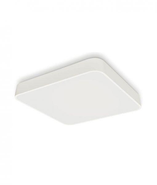 Plafón 60 cm blanco CUMBUCO LED