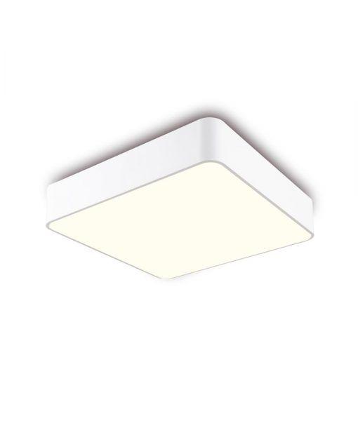 Plafón 60 cm blanco CUMBUCO LED detalle