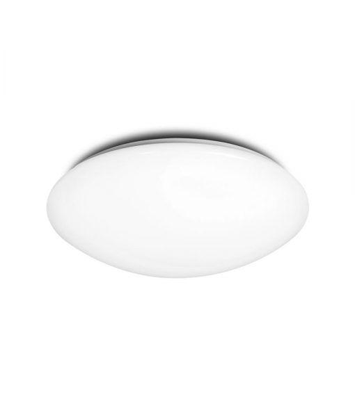 Plafón blanco 77 cm diámetro ZERO E27
