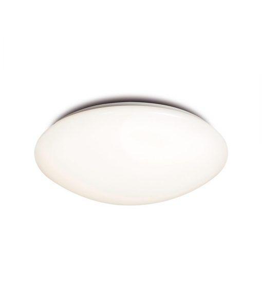 Plafón blanco 77 cm diámetro ZERO E27 detalle