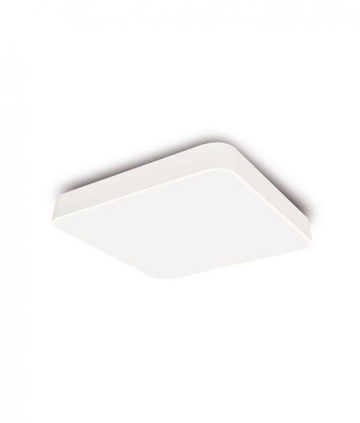 Plafón de techo 40 cm blanco CUMBUCO LED