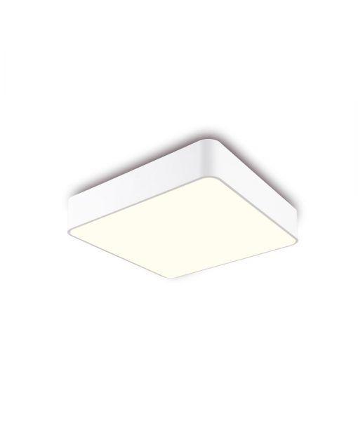 Plafón de techo 40 cm blanco CUMBUCO LED detalle