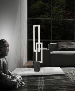 Sobremesa de diseño MURAL LED ambiente