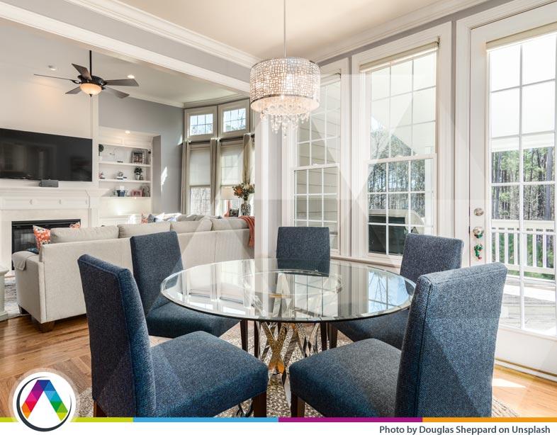 Luz para tu casa más allá de la iluminación artificial - Cómo decorar mi casa
