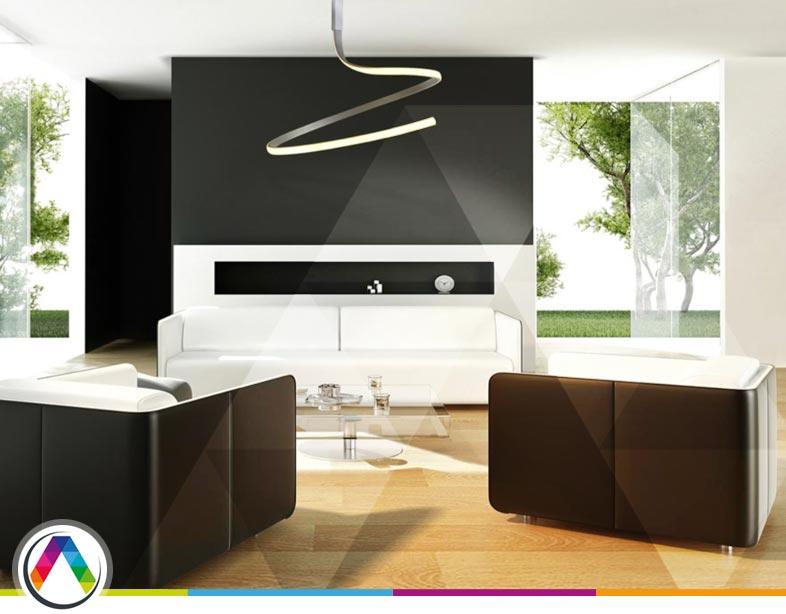 iluminación decorativa ¡Cómo decorar iluminando!