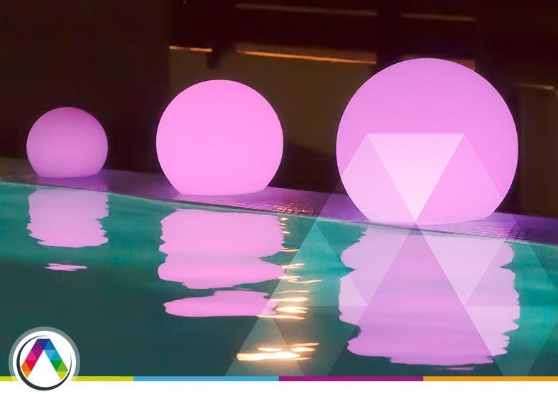 Otras opciones de iluminación para piscinas - 2