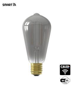 LED RUSTIC E27 gris filamentos