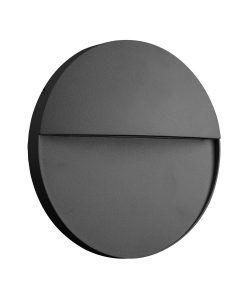 Señalizador gris oscuro 16 cm Ø BAKER