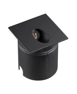 Señalizador negro 8 cm ASPEN