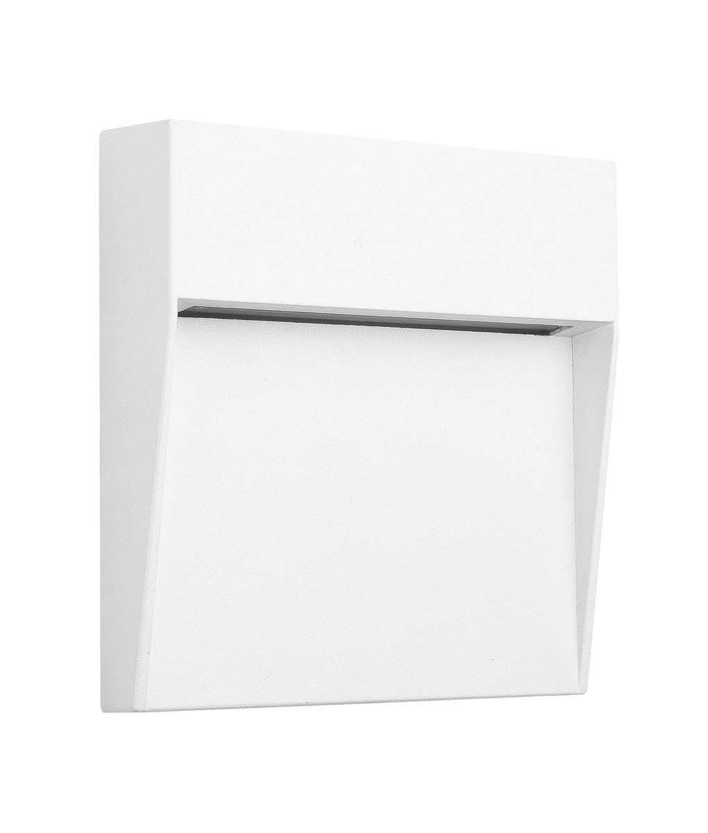 Señalizador superficie blanco 16 cm BAKER