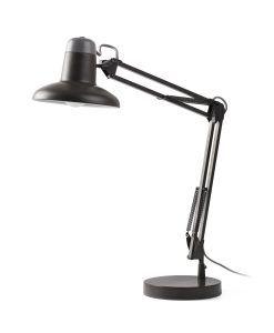 Lámpara flexo negro SNAP