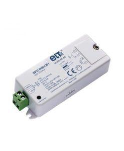 Controlador LED para pulsadores estándar o mando a distancia