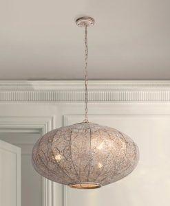 Lámpara INDIA Ø 56 cm con 3 luces